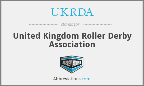 What does UKRDA stand for?