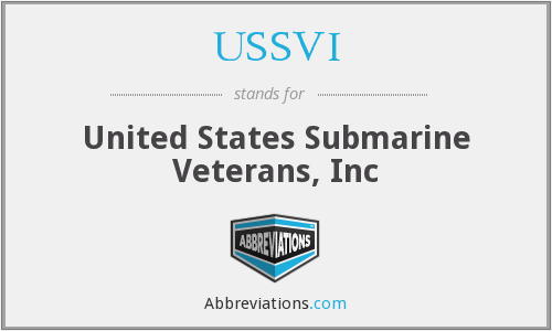 What does USSVI stand for?