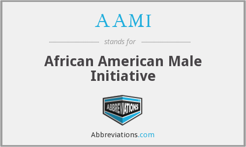 AAMI - African American Male Initiative