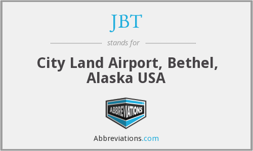 JBT - City Land Airport, Bethel, Alaska USA