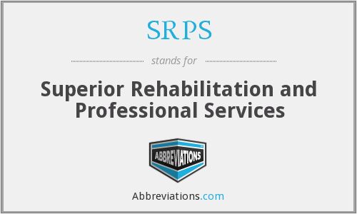SRPS - Superior Rehabilitation and Professional Services