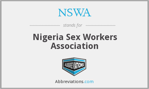 NSWA - Nigeria Sex Workers Association