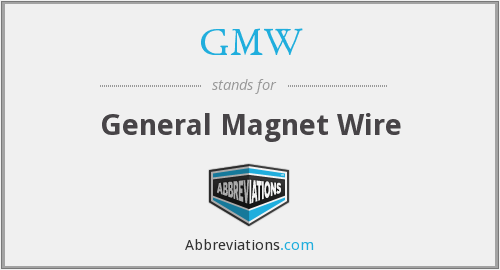 GMW - General Magnet Wire