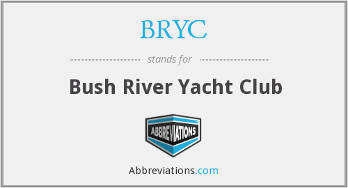 BRYC - Bush River Yacht Club