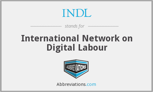 What does INDL stand for?