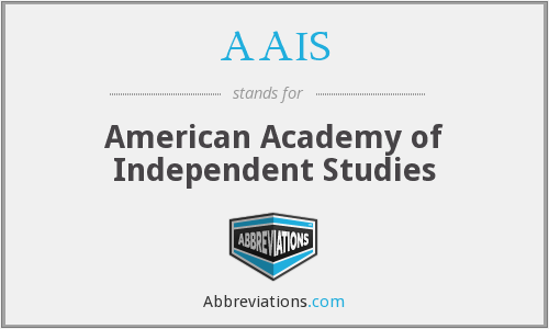 AAIS - American Academy of Independent Studies
