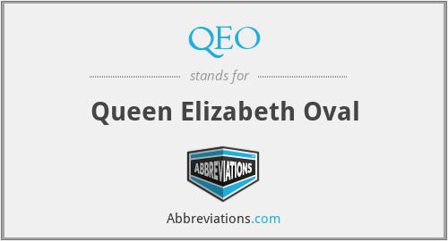 QEO - Queen Elizabeth Oval