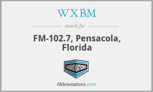 WXBM - FM-102.7, Pensacola, Florida