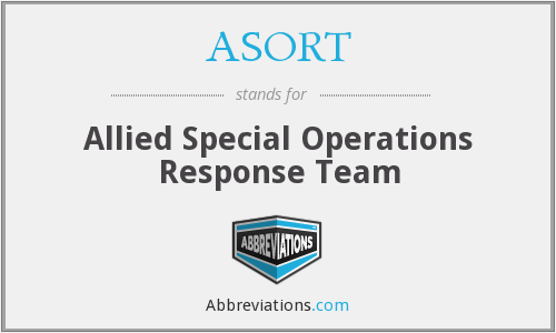 What does ASORT stand for?