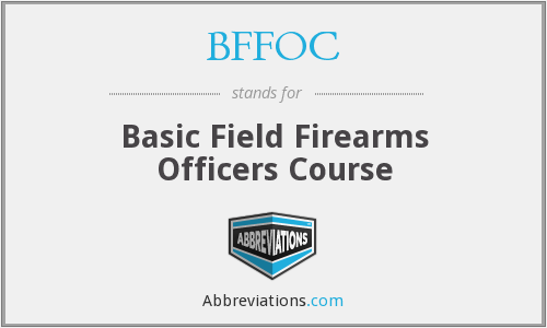 What does BFFOC stand for?