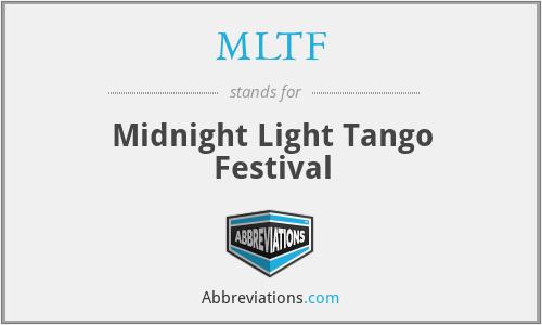 MLTF - Midnight Light Tango Festival