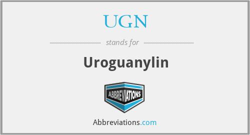 UGN - Uroguanylin