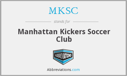 MKSC - Manhattan Kickers Soccer Club