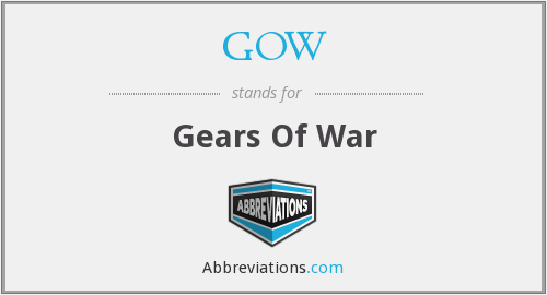 GOW - Gears Of War