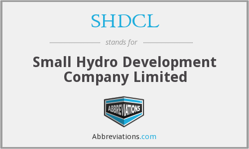 What does SHDCL stand for?