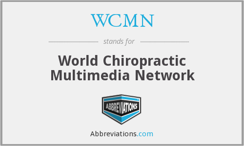 What does WCMN stand for?