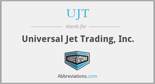 UJT - Universal Jet Trading, Inc.