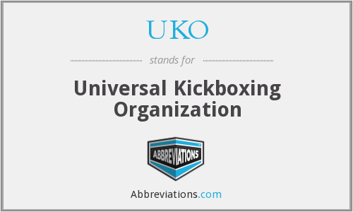 What does UKO stand for?