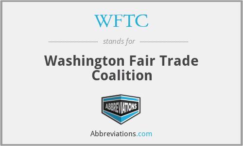 WFTC - Washington Fair Trade Coalition