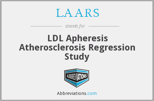 What does LAARS stand for?