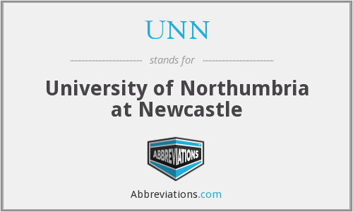 What does UNN stand for?