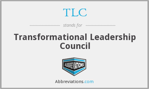 TLC - Transformational Leadership Council