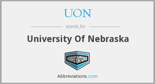 UON - University Of Nebraska