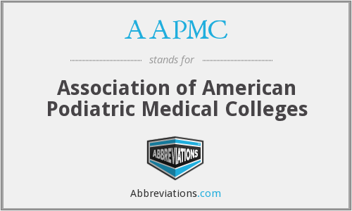 What does AAPMC stand for?