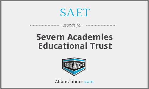 What does SAET stand for?