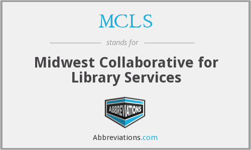 MCLS - Midwest Collaborative for Library Services