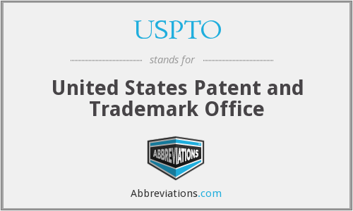 USPTO - United States Patent and Trademark Office
