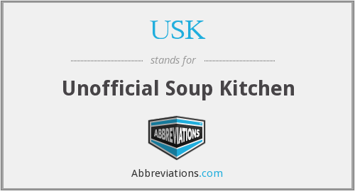 What does USK stand for?