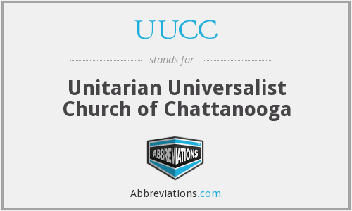 UUCC - Unitarian Universalist Church of Chattanooga