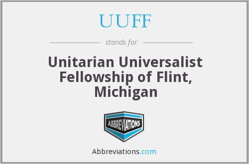 What does UUFF stand for?