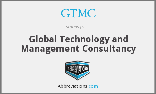 What does GTMC stand for?