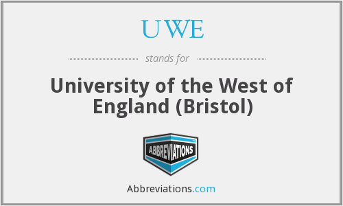 What does UWE stand for?