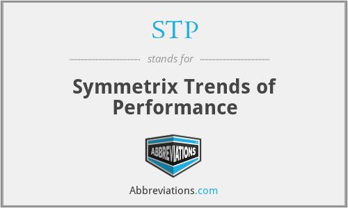 STP - Symmetrix Trends of Performance