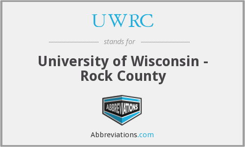 What does UWRC stand for?