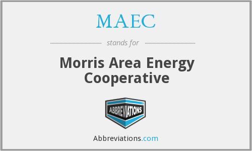 MAEC - Morris Area Energy Cooperative