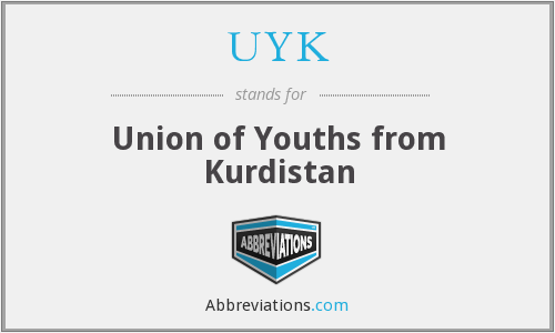 UYK - Union of Youths from Kurdistan
