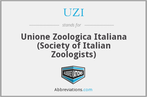 UZI - Unione Zoologica Italiana (Society of Italian Zoologists)