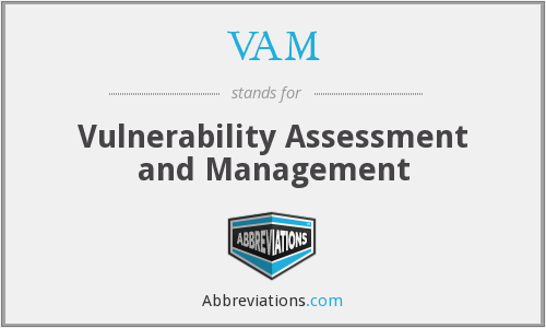 VAM - Vulnerability Assessment and Management