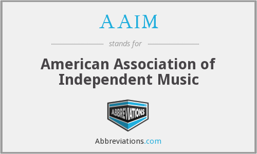 AAIM - American Association of Independent Music