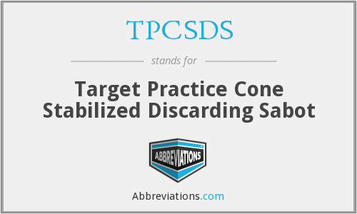 What does TPCSDS stand for?