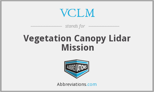 What does VCLM stand for?