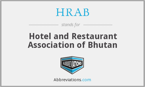 What does HRAB stand for?