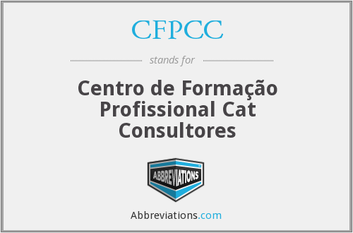 What does CFPCC stand for?