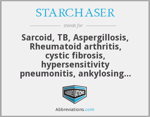 What does STARCHASER stand for?