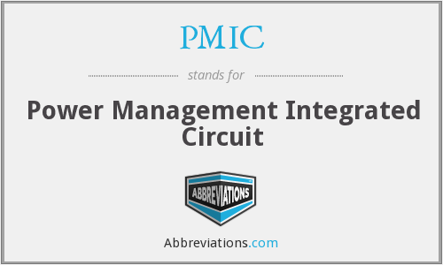 PMIC - Power Management Integrated Circuit