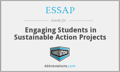 What does ESSAP stand for?